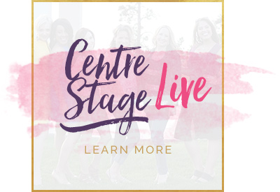 Centre Stage Live Learn More