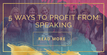 5 Ways to Profit From Speaking