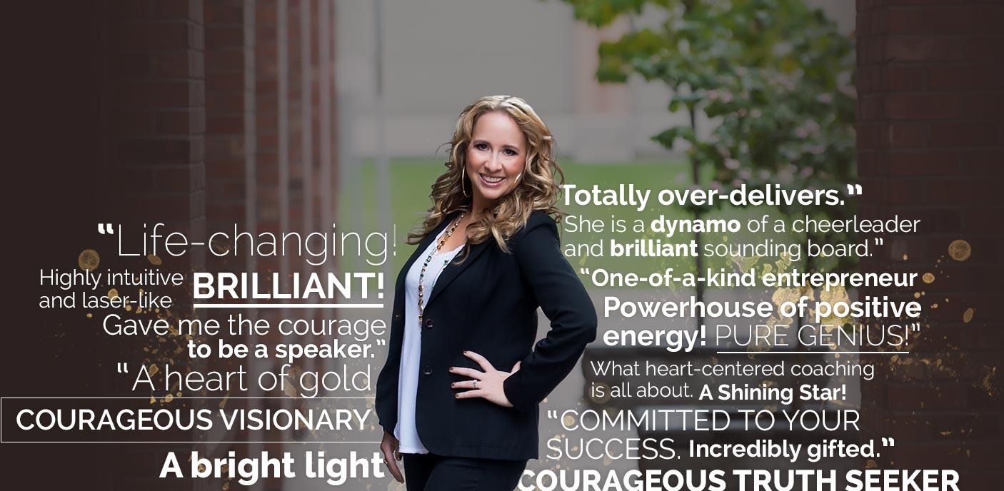 My Story - Chantelle Adams | keynote speaker, author, speech
