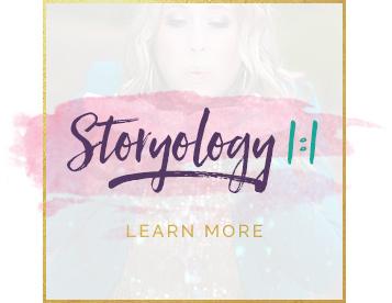 Storyology 1:1