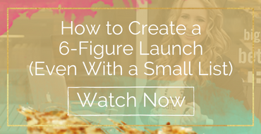 How To Have a 6-figure Launch - Watch Nowl